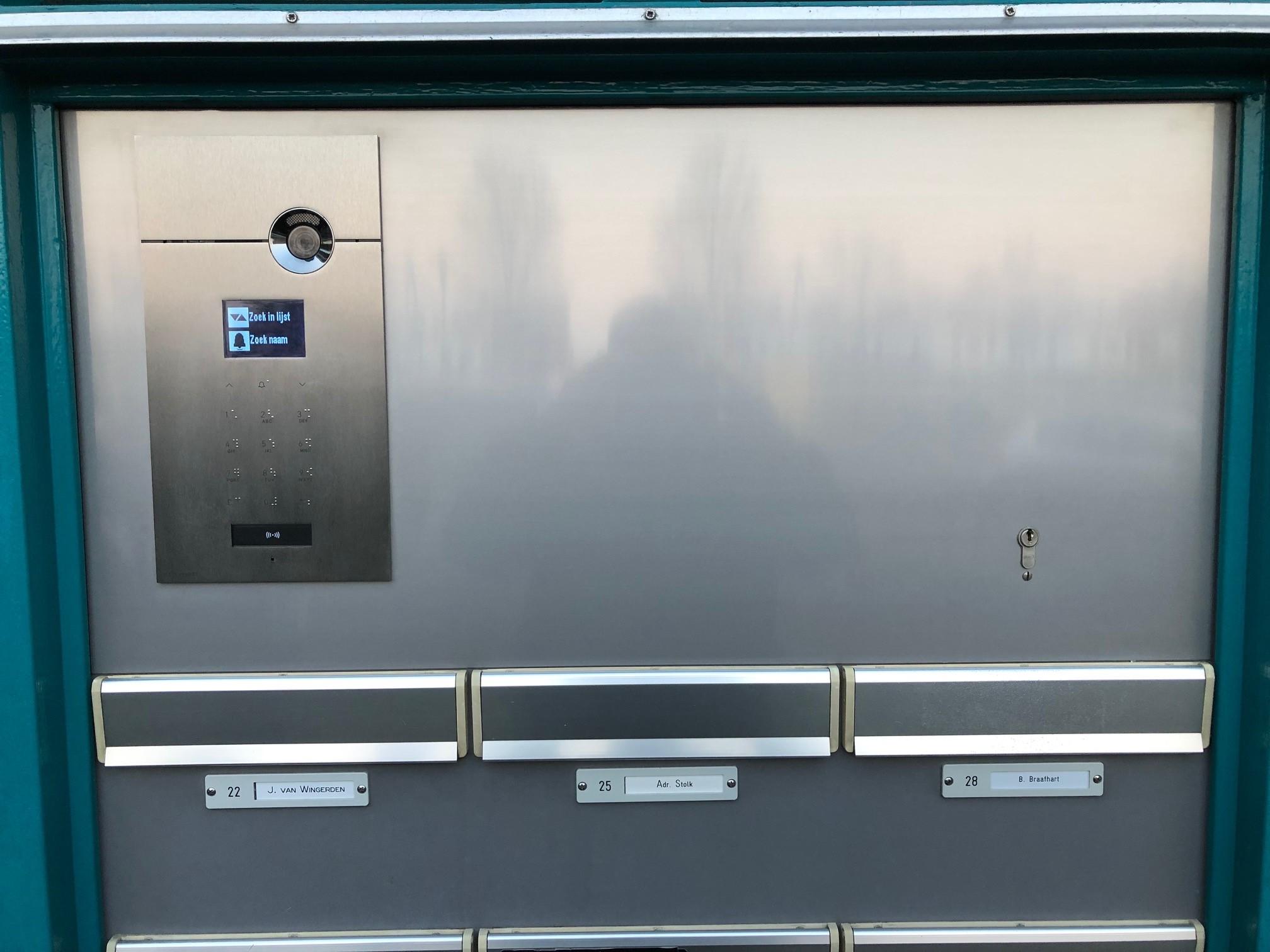 Nieuw Intercom Systeem In Henrik-Ido-Ambacht